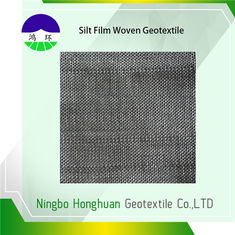 Woven Geotextile Reinforcement Fabric Recycled / Virgin Pp High Strength