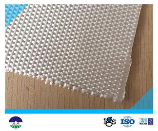 Géotextile tissé par multifilament de polyester d'ANIMAL FAMILIER avec de haute résistance